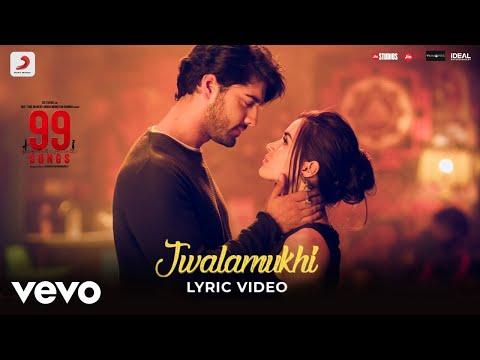 Jwalamukhi - Official Lyric Video | 99 Songs | A.R. Rahman | Ehan Bhat | Edilsy Vargas