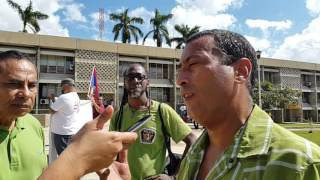 Patrick Rogers of the BPP Speaks On Guatemala Issue | Belize Politics