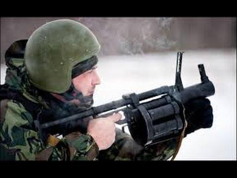 Стрельба с РГ-6