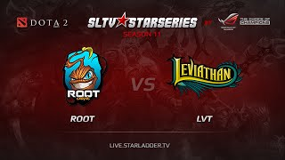 ROOT vs Leviathan, game 1