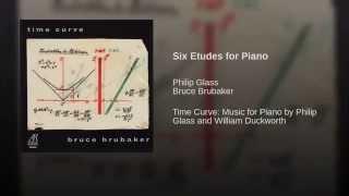 Six Etudes for Piano - q = 108 Philip Glass