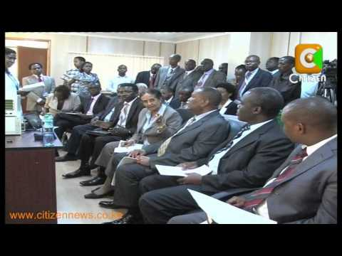 kenyacitizentv - The family of former Internal Security Minister the late Professor George Saitoti who died in a fatal helicopter crash in June this year, is now demanding ac...