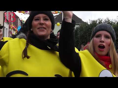 Rosenmontagsumzug 2018 aus Beckum (NRW)