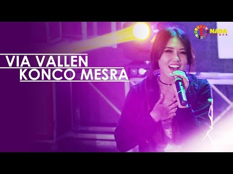 Download Lagu VIA VALLEN - KONCO MESRA With ONE NADA (Official Music Video) Music Video