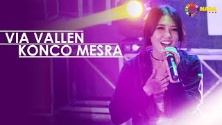 Video VIA VALLEN - KONCO MESRA with ONE NADA (Official Music Video) MP3, 3GP, MP4, WEBM, AVI, FLV November 2017