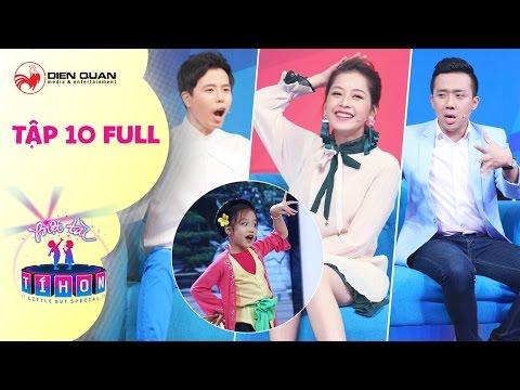 Biệt tài tí hon tập 10 Chi Pu Trịnh và Thăng Bình