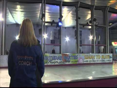 Wanting more teenagers with depression to open up about their feelings, figure skating Fixer Holly Westwood has launched a campaign to break the ice.  