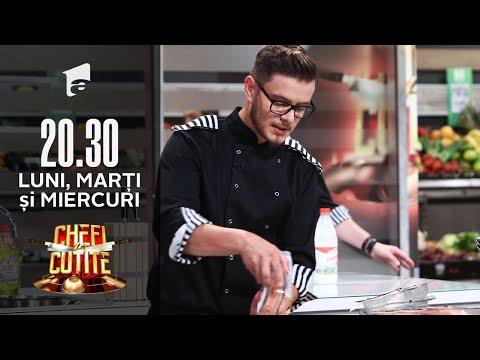 Chefi la cuțite | Preparate pentru business class, tema celui de-al 11-lea battle