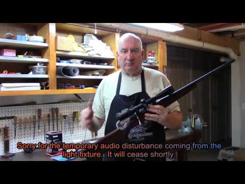 How To Glass Bed A Rifle, Part I ~ Epoxy Bedding And Free Floating Described