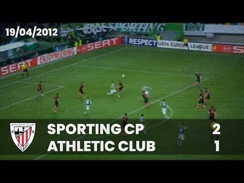 Europa L. 11-12 - 1/2 Ida - Sporting CP 2 Athletic Club 1 онлайн видео