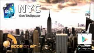 New York City Night & Day Free YouTube video