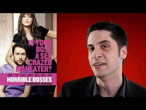 Horrible Bosses movie review