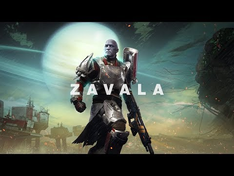 Destiny 2 - هذا هو القائد زافالا [AR]