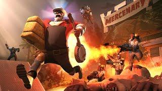 Jungle Inferno: Engineer On Fire