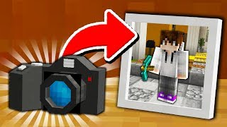 What if Minecraft had CAMERAS?!
