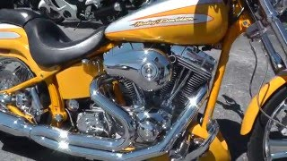 2. 954637 - 2004 Harley Davidson CVO Softail Deuce FXSTDSE2 - Used Motorcycle For Sale