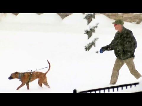 Major Winter Storm Sweeps Across Southern U.S., Threatening Millions | NBC Nightly News