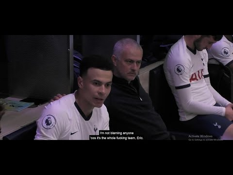 """""""We're too good guys!"""" Mourinho on Tottenham team 