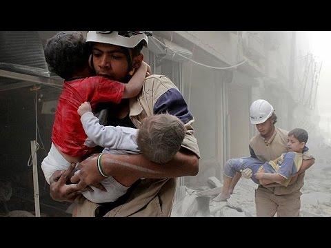 Συρία: Διπλωματικό αδιέξοδο – Σφοδροί βομβαρδισμοί στο Χαλέπι