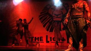 The Lion King: Be Prepared (OCT Staff)
