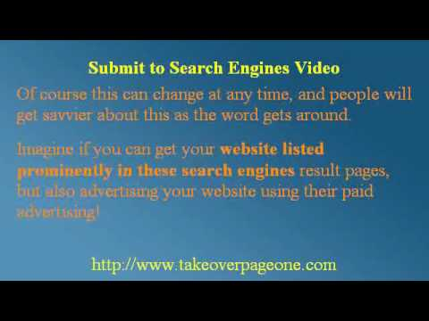 Search Engine Promotion -Crucial Information