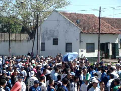 San Telmo hinchada 2 - La Barra de San Telmo - San Telmo