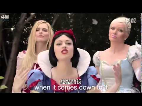 Video [RAP BATTLE] Snow White Versus Elsa (Chinese Sub) download in MP3, 3GP, MP4, WEBM, AVI, FLV January 2017