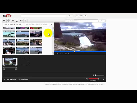 youtube editor - Aprende una forma sencilla y rápida de tener tus vídeos listos para visualizar en poco tiempo y con una buena presentación. Realizamos un interesante recorri...