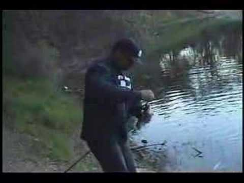 A FUNNY TROUT CLIP -FISHING WITH RIPPN LIPPS