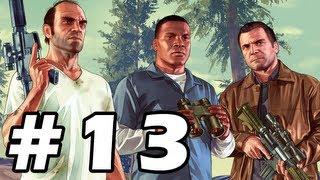 Grand Theft Auto 5 Gameplay Walkthrough Part 13 - GTA 5