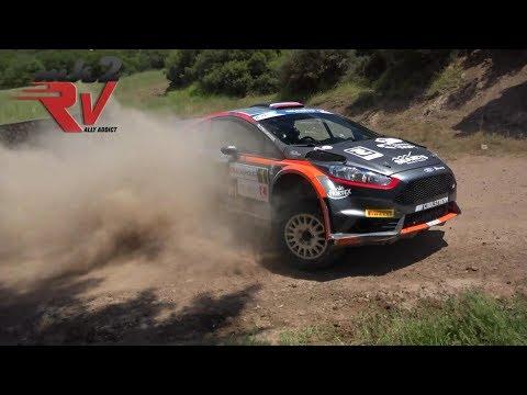ERC Acropolis Rally 2018 -- MK2