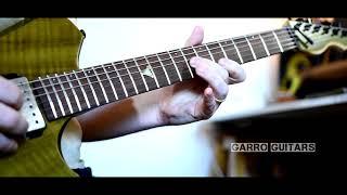 Garro Guitars IMPROVISACION!!!! Clases de Guitarra por Skype!