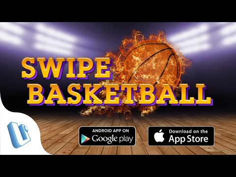 Video of Swipe Basketball
