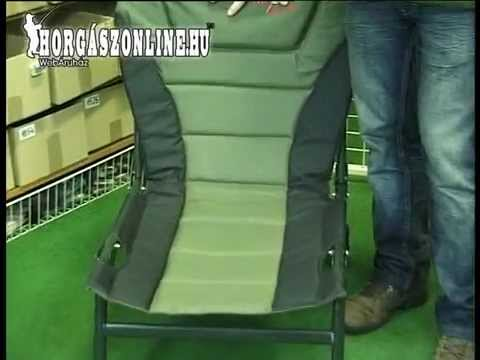 Відеоогляд крісла Carp Zoom Full Comfort Boilie Armchair