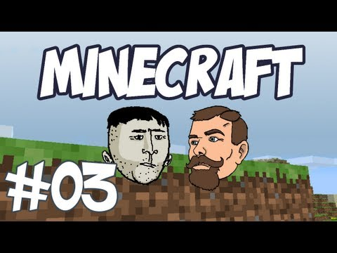 Minecraft - Episode 3 - New Skin, New Quarry, Old Loincloth