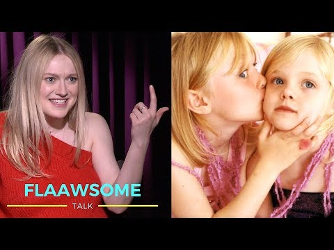 The (REAL) Reason Dakota Fanning Survived Being A Child Star ★ Watching Her Old Interviews