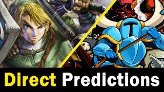 Nintendo Direct - November Predictions Discussion