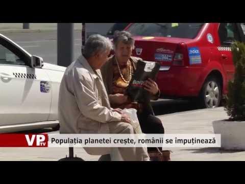 Populația planetei crește, românii se împuținează