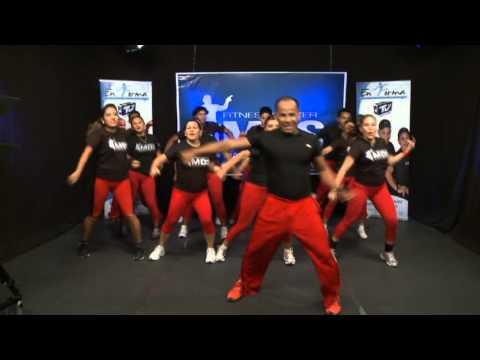 BAILOTERAPIA CON MARINO DANCE SHOW - Noche de Entierro - Daddy Yankee