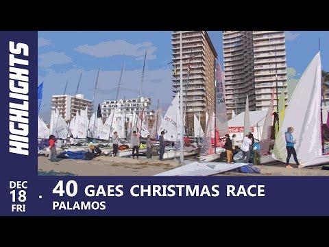 Viernes 18 Diciembre 40th Gaes Christmas Race 2015