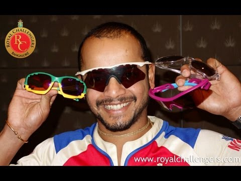 RCBWebJockey Kartik Murali talks about his love for sunglasses