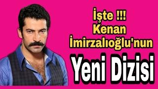 İşte Kenan İmirzalıoğlu'nun Yeni Dizisi !!! Kenan İmirzalıoğlu, yeni rolü için tarz değiştiriyor Ekranların yakışıklı oyuncularından Kenan İmirzalıoğlu, tabi...