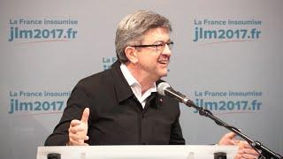 Boulogne-sur-Mer France  city photos gallery : Discours de Jean-Luc Mélenchon à Boulogne-sur-Mer