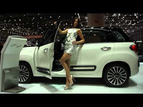 Salone di Ginevra 2013 - Fiat 500L - Girls - Automoto.it