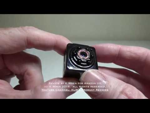 Review of Pannovo Mini DV 1080P Full HD H.264 12.0MP spy camera