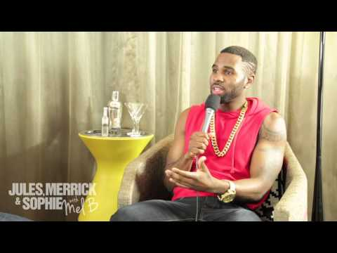 Jason Derulo Goes to Strippers for Business