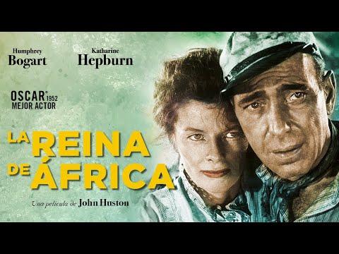 La reina de África - Tráiler