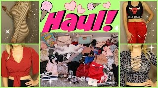 HUGE MALL OF AMERICA HAUL!! & Try On! by Piink Sparkles