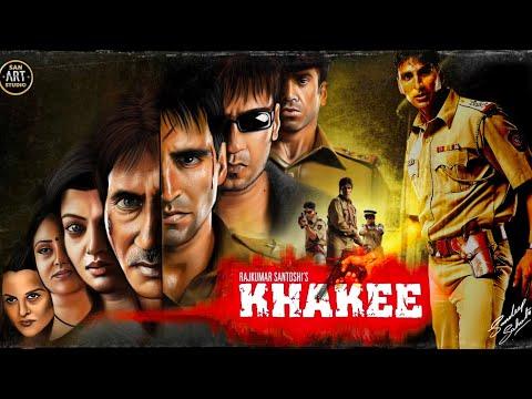 KHAKEE 2004 HD | Amitabh Bachchan | Akshay Kumar | Ajay Devgan | Aishwariya Rai | Digital Art