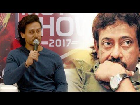 Tiger Shroff REACTS On Ram Gopal Varma's Insulting
